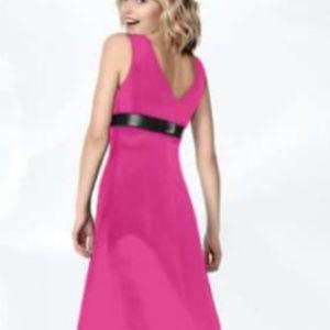 After six 6227...Full length Dress..Lipstick..Sz 4